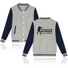 Counter Strike Global Offensive Baseball Jacket
