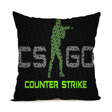 Counter Strike Global Offensive Pillow Cover