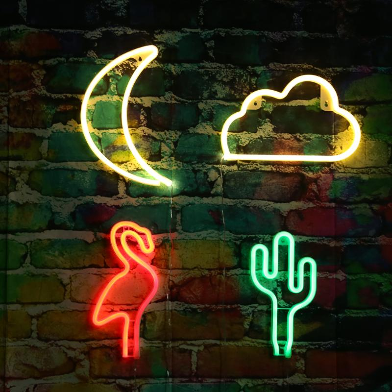 Home Decor Neon Lamp Light