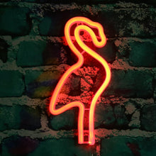"Home Decor Neon Lamp Light ""Flamingo/Cactus/Moon/Cloud"""