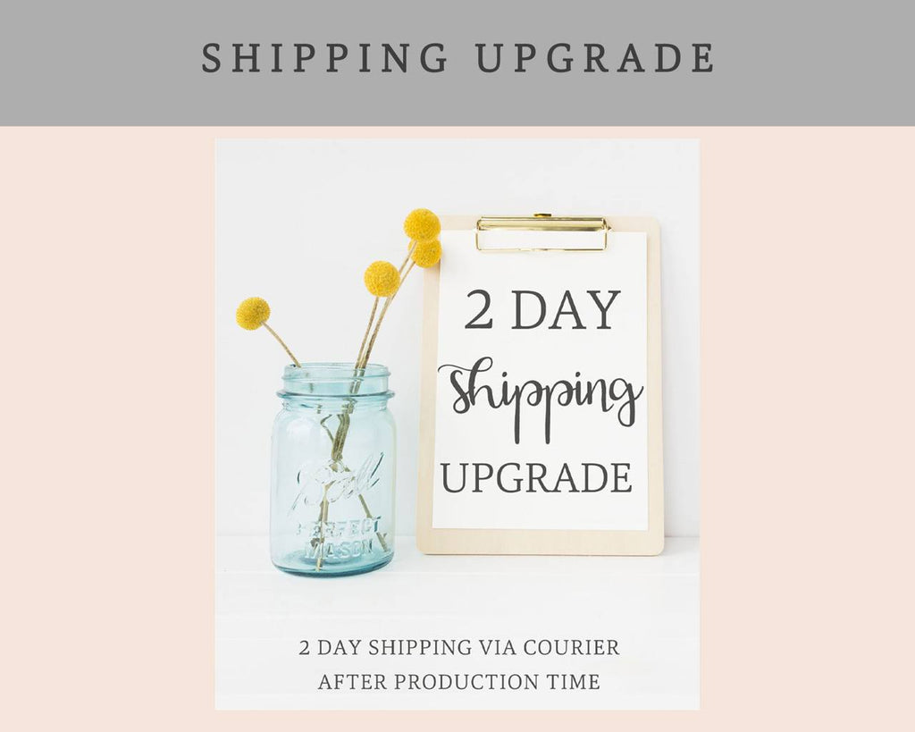 2 Day Shipping Upgrade Product Upgrade A Beautiful Remembrance