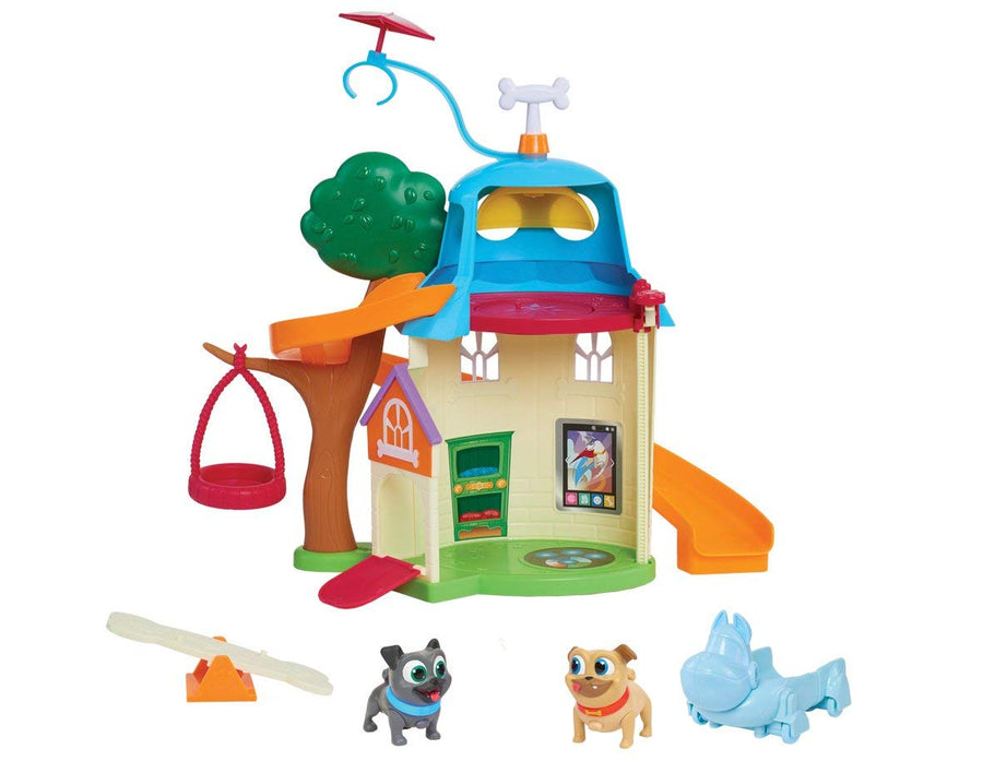 Just Play Puppy Dog Pals Dog House Play Set