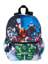 Marvel Avengers Backpack for Boys Hulk, Captain America, Iron Man,