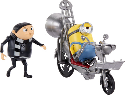 Minions: The Rise of Gru Action Figure Toy 2-Piece Set