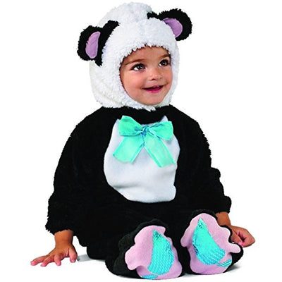 Rubie's Baby Panda Bear Super Plush Costume Sizes 6-12 M & 12-18 M