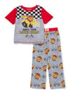 Daniel Tiger's Boys Toddler Pajamas Short Sleeve PJ'S 2pc Set 2T-4T