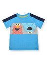 Sesame Street Toddler Boys' Short Sleeve Tee, Sizes 3T-4T