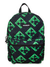 Boys Minecraft Backpack Creeper