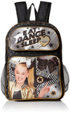 "Nickelodeon Girls' Jojo Siwa 16"" Backpack in 3 Styles and Colors"