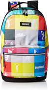 FORTNITE Kids' Large 18 Inch Multiplier Backpack - Multicolored