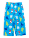 PAW Patrol 2PC Christmas Pajama Holiday Set - Toddler Boys' - Blue/Red