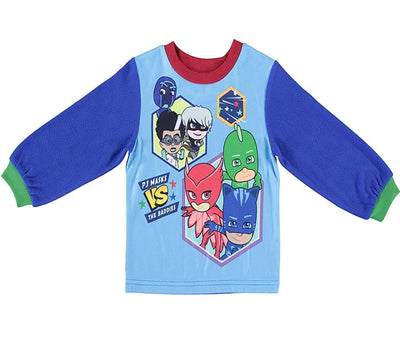 PJ Masks Toddler Boys' 2PC Pajama Set - Blue