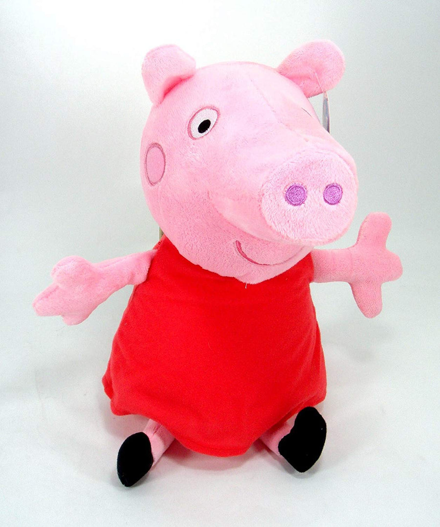 Peppa Pig Super Soft 8 Inch Plush Stuffed Toy