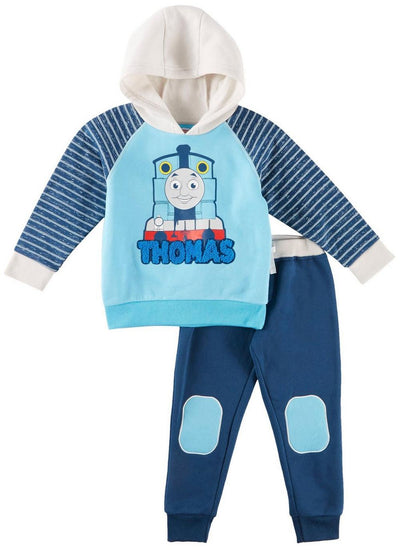 Thomas & Friends Boys' Toddler 2-Piece Hoodie and Jogger Set, Sizes 2T, 3T & 4T