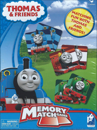 Thomas & Friends Memory Match Card Game