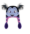 Disney Vampirina Girls' Flipeez Knit Hat, 4 Years and Up