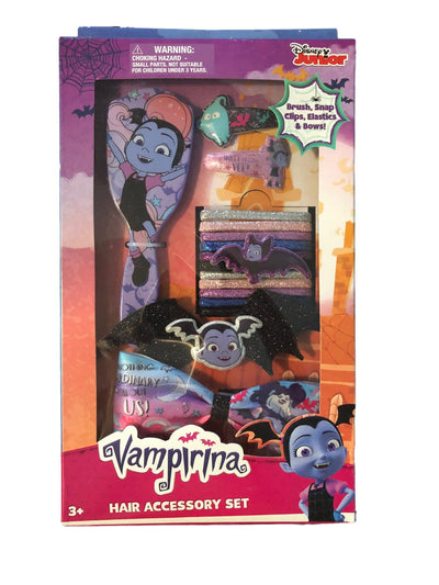 Disney Jr. Vampirina Girls' Hair Accessory Set, 16-Pieces