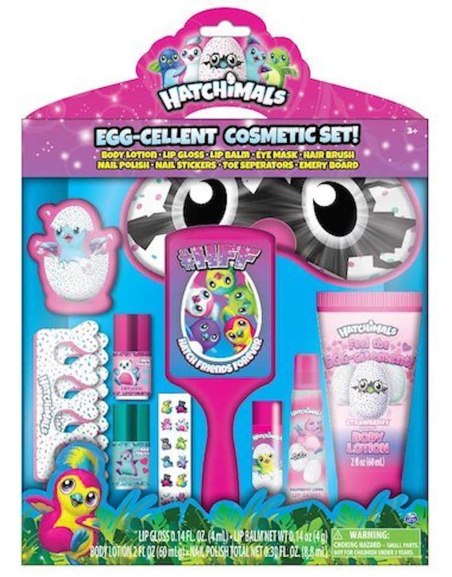 Hatchimals Egg-Cellent Cosmetic Set