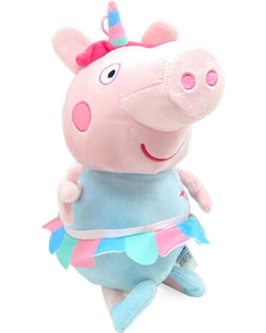 Peppa Pig Unicorn Plush 8 Inch Stuffed Toy