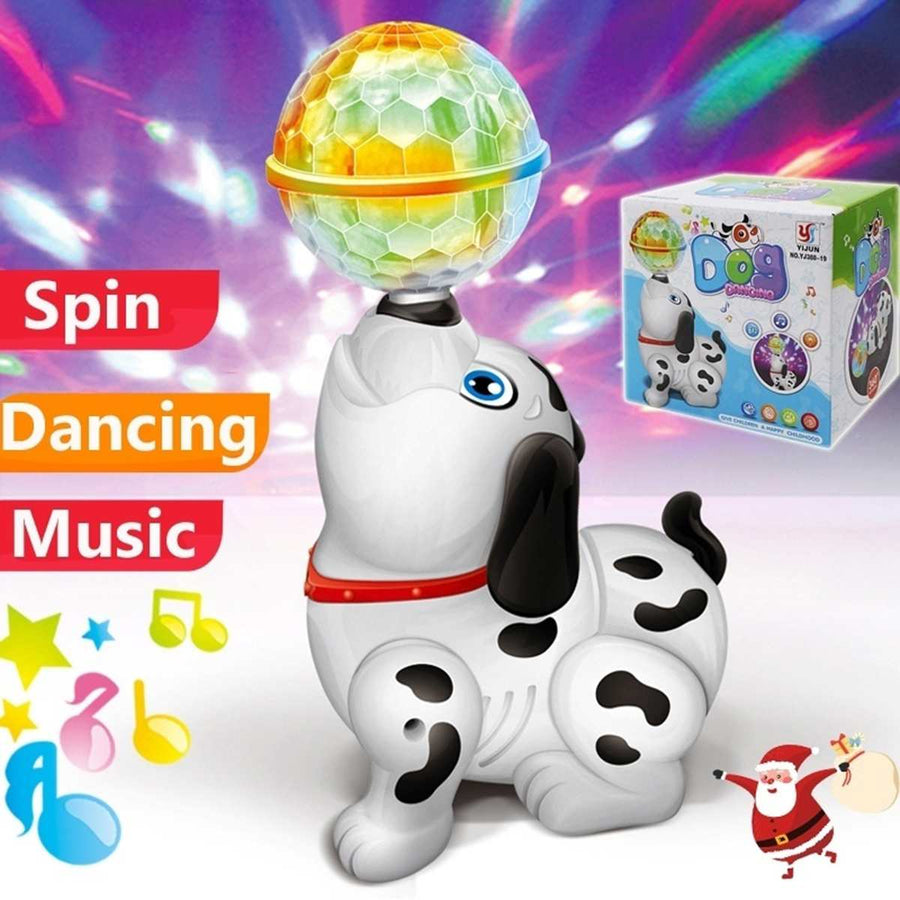 Funny Dance Dog Electronic Toys