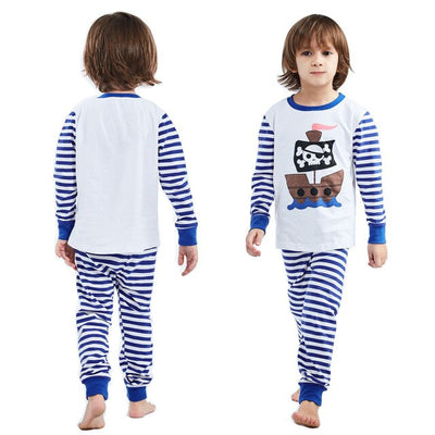 Dinosaur Long Sleeve Sleepwear