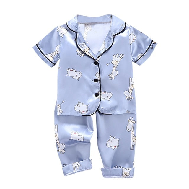 Summer Baby Boys Pajamas