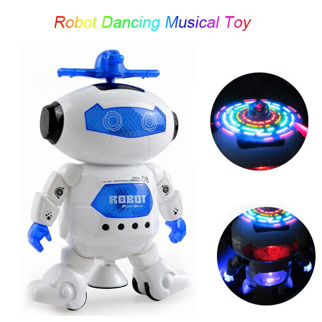 Mini Dancing Robot Toy