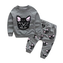 Fashion Toddler Baby Clothing