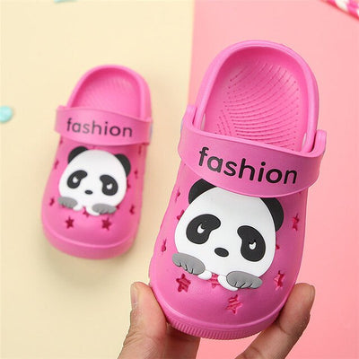 Kids Summer Slippers Fashion Children Birds Characters Flip Flops
