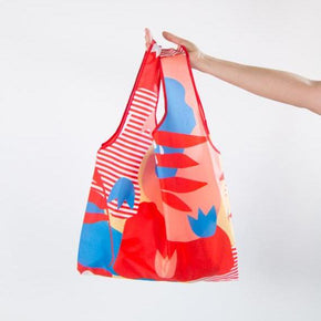 SaintX Shopper | Desert Garden Canvas Tote Bag SAINTX STUDIO