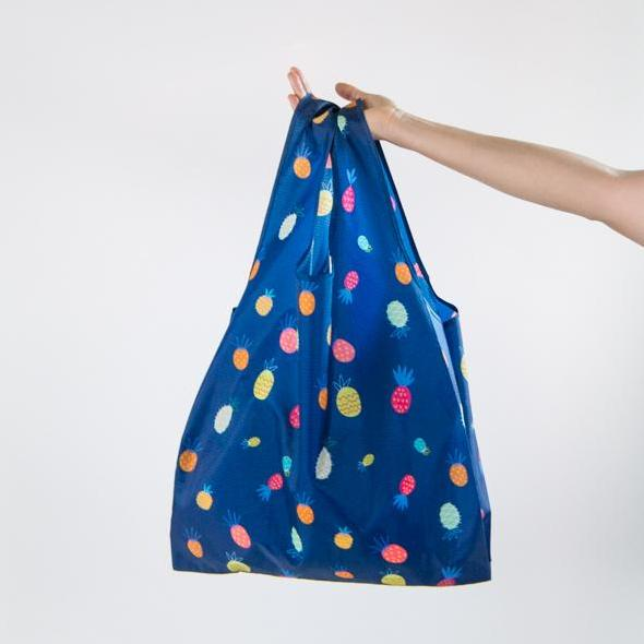 SaintX Shopper | Pineapple Canvas Tote Bag SAINTX STUDIO