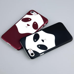 Andy Panda iPhone Case 7/7Plus 6/6s/Plus 5/5s/ SE