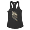 3 Stripes Women's Racerback Tank