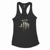 City Of Angels Women's Racerback Tank