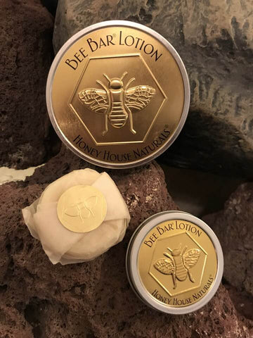 Bee Bar Lotion Bar - 0.6 oz.