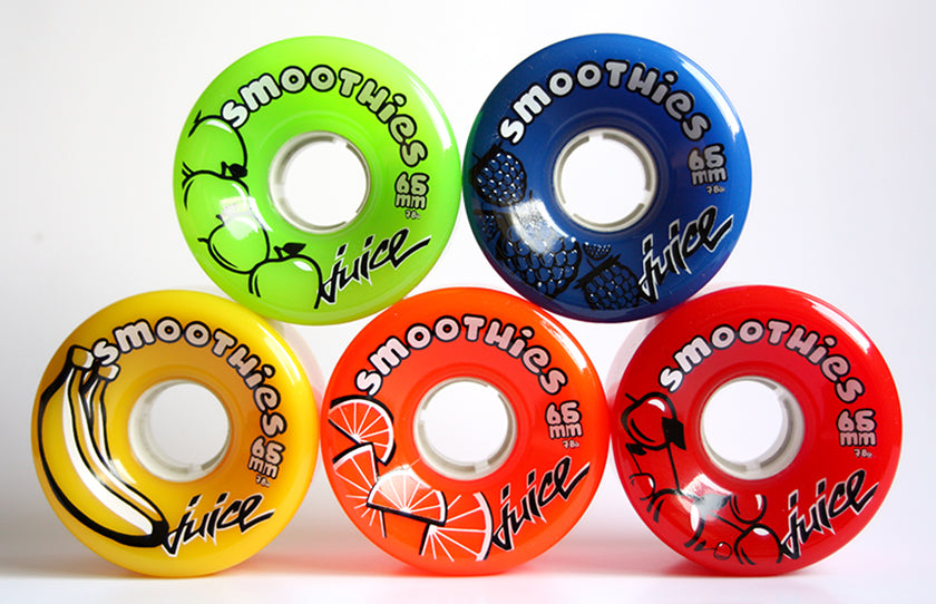 Juice smoothie outdoor wheels
