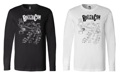 Skate Diagram Long Sleeve Tee