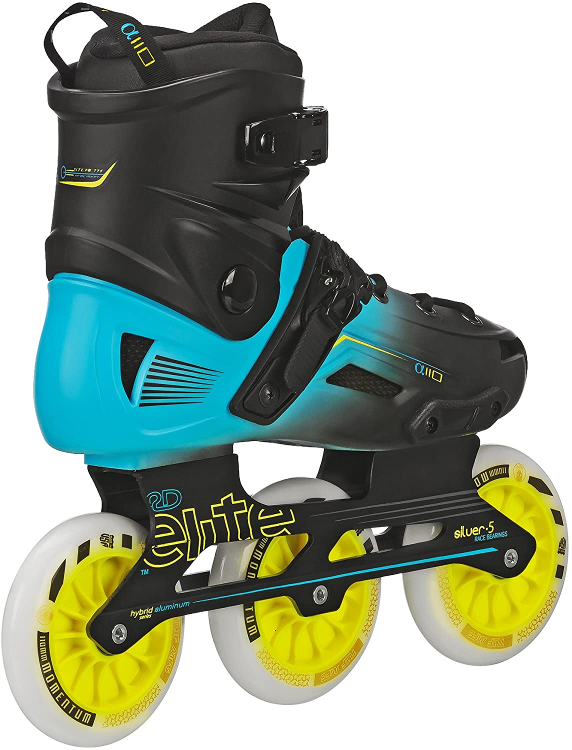 RD Elite Alpha 110mm Inline Skate