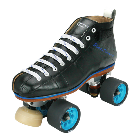 Riedell Blue Streak Skate with Reactor Pro Plate
