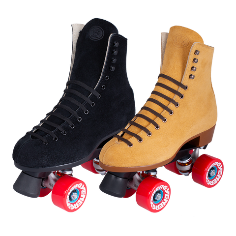 Riedell Zone 135 Skate with Upgraded Fuse Plate