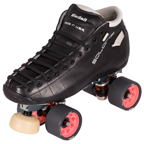 Riedell Solaris Skate with Reactor Neo Plate