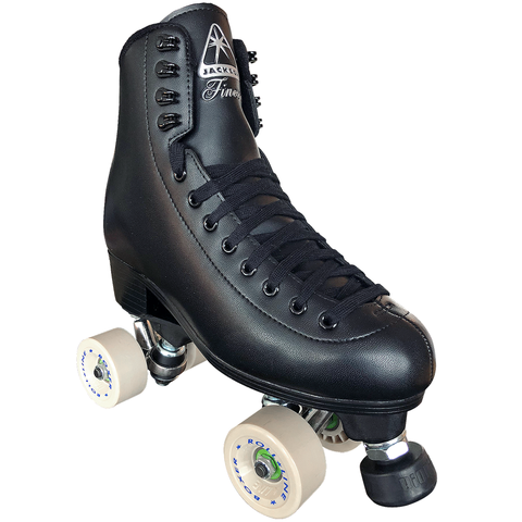 Jackson Finesse Skate in Black - Outdoor Package