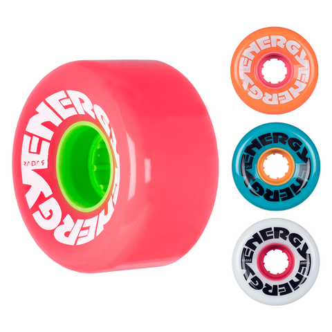 Energy 62mm Outdoor Wheels