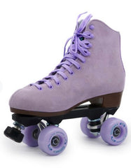 Limited Edition Lavender suede Boardwalk Skate.