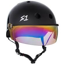 Lifer Helmet w/ VISOR