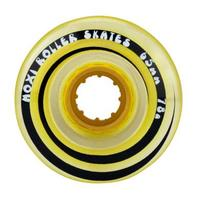 Moxi yellow wheel