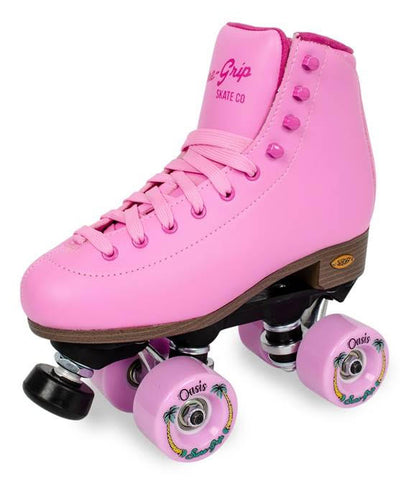 Sure-grip Pink Passion Fame Roller skate