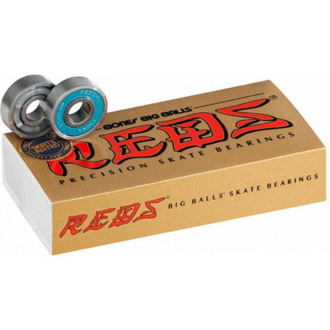 Bones BIG BALLS bearings 16pk