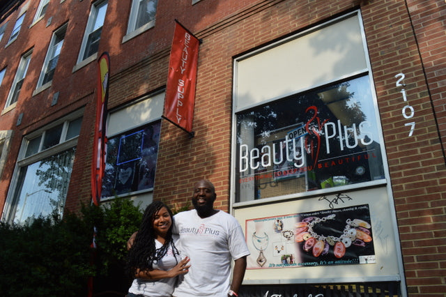 Putting the Black Back in the Baltimore Black Beauty Industry