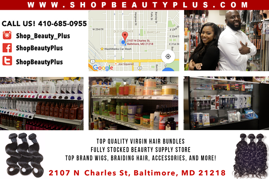 Charles Village Needed a Beauty Supply Store
